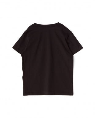 COTTON BLACK  SS TEE見る