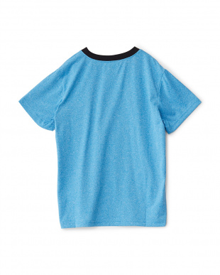 FRENCH BLUE HEATHER  FB SS TEE見る