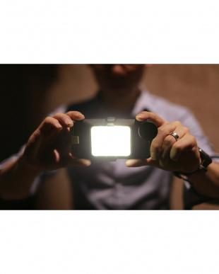 ブラック  iPhone6/6Sケース&レンズ4点&ストロボ<ORIGINAL EDITION SINGLE>見る