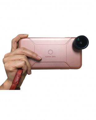 ローズゴールド  iPhone6/6Sケース&レンズ4点<SMART EDITION SINGLE>見る