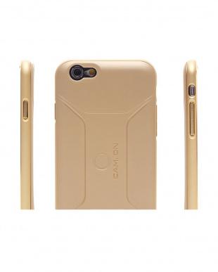 ゴールド  iPhone6+/6S+ケース&レンズ4点<SMART EDITION SINGLE>見る