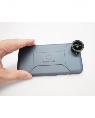 ネイビー  iPhone6+/6S+ケース&レンズ4点<SMART EDITION SINGLE>見る