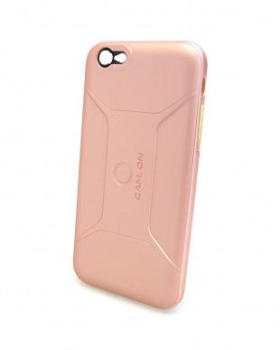 ローズゴールド  iPhone6+/6S+ケース&レンズ4点<SMART EDITION SINGLE>見る