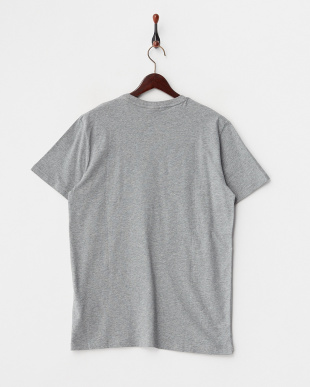 MEDIUM GRAY HEATHER  ARCHIVE LOGO TEE B見る