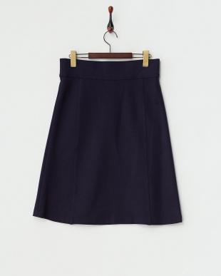 NVY  ボンディングスカート見る