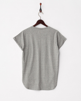 GREY  PIMACLE STRETCH JERSEY TOP見る