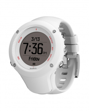 ホワイト SUUNTO AMBIT3 RUN WHITE (HR)見る