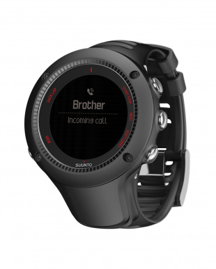 ブラック SUUNTO AMBIT3 RUN BLACK (HR)見る