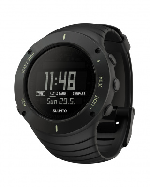 ブラック SUUNTO CORE ULTIMATE BLACK見る