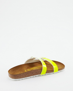 Yellow White  YAO BF Patent Neon|WOMEN見る