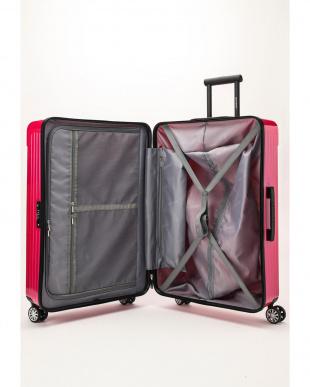 クリスタルピンク  Zipper型スーツケース 約99L見る