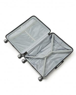 パープル  Zipper型スーツケース 約99L見る