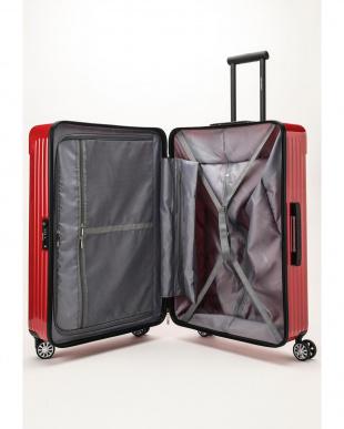 レッド  Zipper型スーツケース 約99L見る