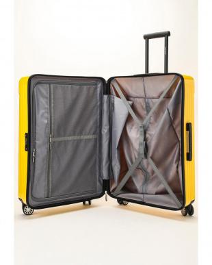 イエロー  Zipper型スーツケース 約99L見る