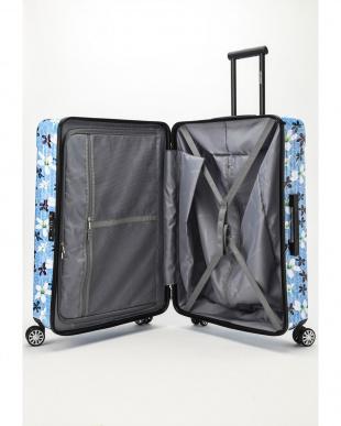 フラワー  Zipper型スーツケース 約99L見る