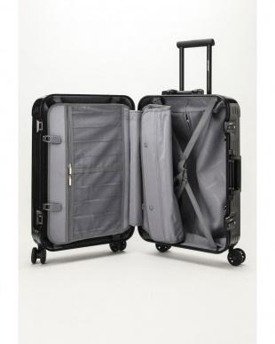 ブラック  Frame型スーツケース 約54L見る
