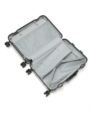 モザイクブラック  Frame型スーツケース 約54L見る