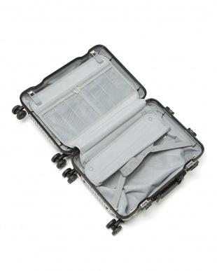 モザイクブラック  Frame型スーツケース 約34L見る