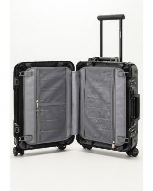ダークブルー  Frame型スーツケース 約34L見る
