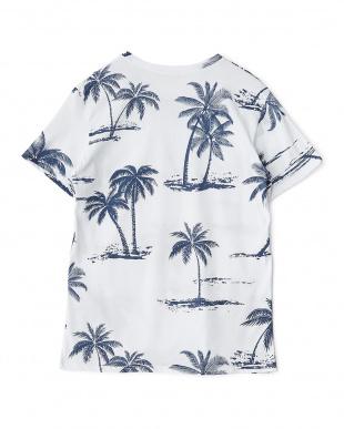ヤシの木 プリントTシャツ見る