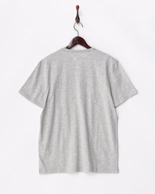 グレー  LAポケットTシャツ│MEN見る