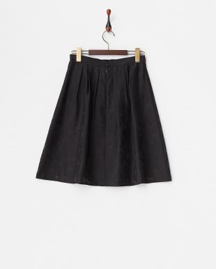 ブラック  シャドーリーフスカート見る