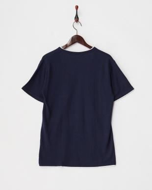 NAVY  T16.LINKS FLAYER Tシャツ見る
