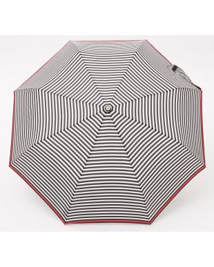 ボーダーY64  totes line 3 sec Manual 手動開閉折りたたみ傘見る