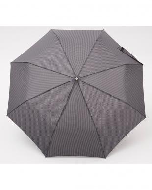 ハウンドトゥースW81  TITAN 60cm 3 sec AOC 自動開閉折りたたみ傘見る