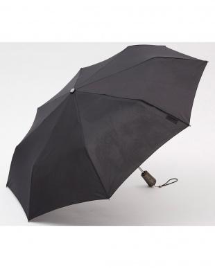 ボーダーY64/ブラック 折りたたみ傘カップルセット見る
