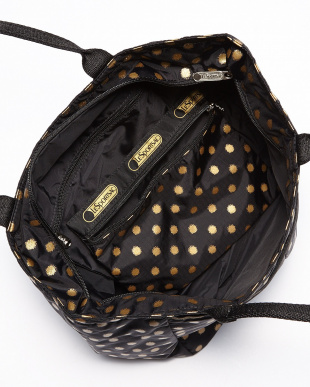 BLACK&GOLD FOIL  Small Everygirl トートバッグ見る