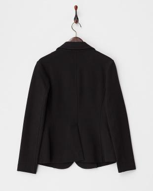 ブラック CORDIALE リップル3Bジャケット見る