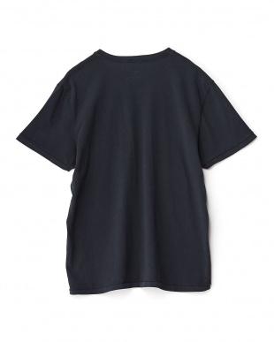 ネイビー  『ジョーンズ』 クルーネックTシャツ見る