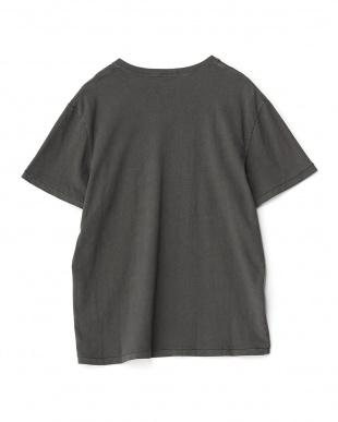 チャコールグレー  『ジョーンズ』 クルーネックTシャツ見る