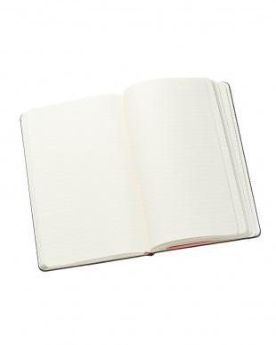 レッド ブレンドコレクション ノートブック ルールド(横罫)ラージ見る