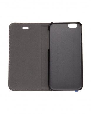 オーキッドパープル クラシック ブックタイプケース iPhone 6/6s専用見る