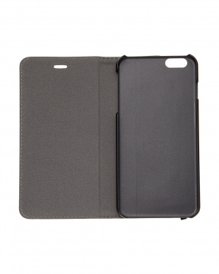 オーキッドパープル クラシック ブックタイプケース iPhone 6 Plus/6s Plus専用見る