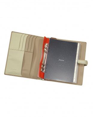 バニラ  ナッパ システム手帳 A5サイズ見る