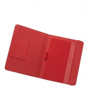 レッド  メトロポールエラスティック タブレットケース スモールサイズ見る