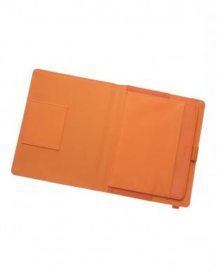 オレンジ  メトロポールエラスティック タブレットケース ラージサイズ見る