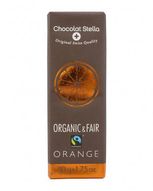 オーガニック ダークオレンジチョコレート 3枚セット見る