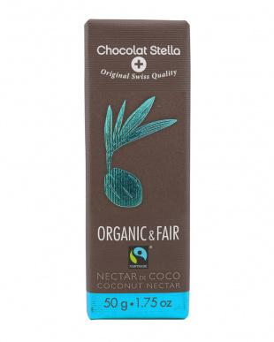 オーガニック ココナッツチョコレート 3枚セット見る