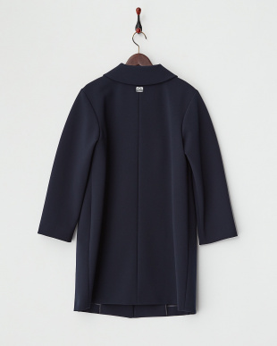 MIDNIGHT NAVY TROFEO Coat・VOYAGE見る