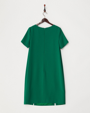 DARK GREEN DECISIVO Dress見る