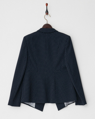 MIDNIGHT NAVY CIMA Jacket見る