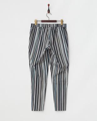 MIDNIGHT NAVY RICCARDO Long pants見る