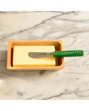 グリーン  バターナイフ見る