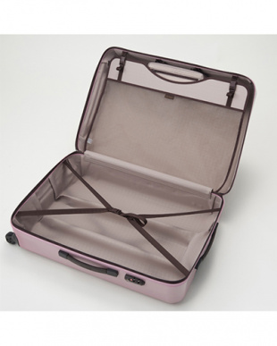 ブライトレッド  ラグーナライトF スーツケース82L見る