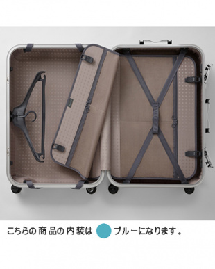 マルーンブラウン  エキノックスライトU スーツケース66L見る
