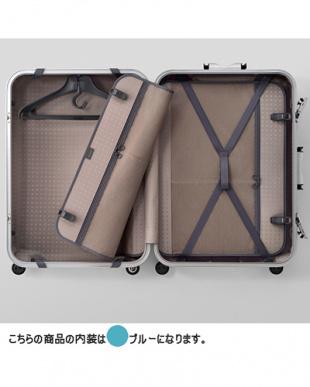 マルーンブラウン  エキノックスライトU スーツケース80L見る